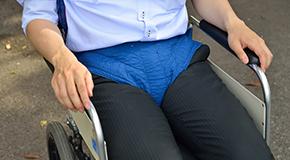車椅子ベルト